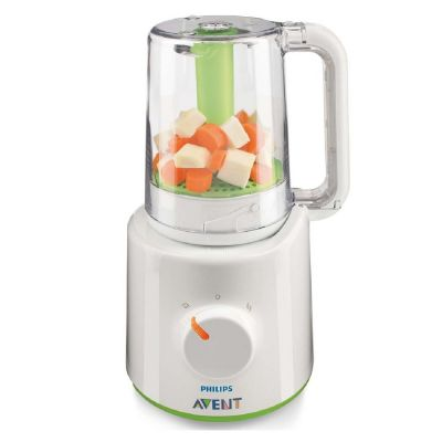 2-in-1 Baby Food Maker