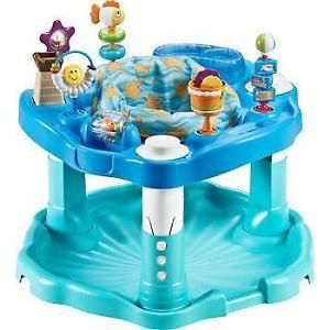 Stationary Jumper - Mega Splash Activity Center