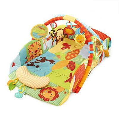 Play Place Safari Playmat