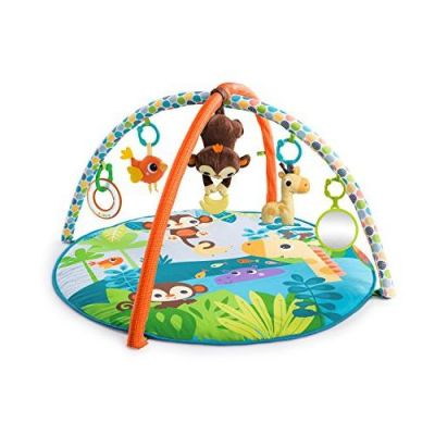Monkey Business Activity Playmat