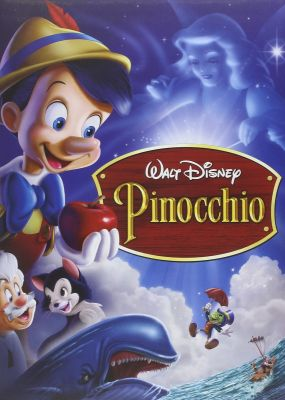 Pinocchio by Disney